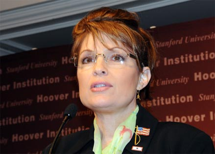 sarah palin running. Alaska Governor Sarah Palin