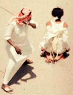 Being Raped: A Crime Worth 100 Lashes in Saudi Arabia