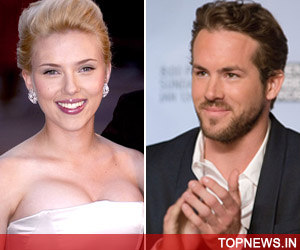 Ryan Reynolds  Scarlett Johansson Married on Scarlett Johansson  Ryan Reynolds Plan Second Wedding   Topnews