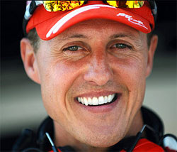 Bernie predicts `jaw-breaking' 2010 F-1 season with Schumacher's return