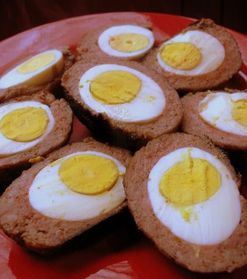 Scotch eggs named UK's Best Bar Snack