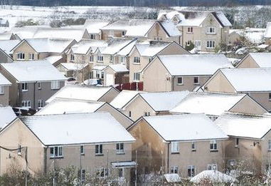Growth slows in Scotland's housing market
