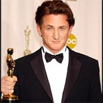 Sean Penn hits out at anti-gay protesters London, February 25 : Sean Penn ...