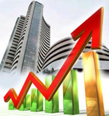 Sensex trades 351 points up; capital goods stocks gain