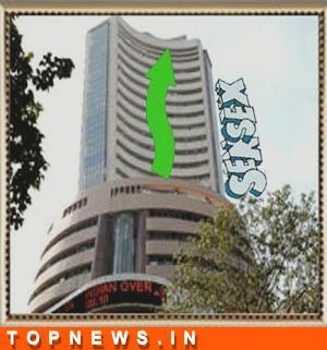 Sensex Ends 82 Pts Up At 16,152.75; SBI In Limelight
