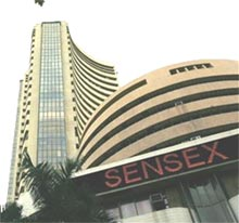 Sensex Jumps By 175 points