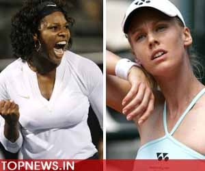 Williams ends Dementieva victory run