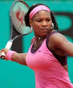 'Tough' Serena Williams says she could play until 40