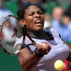 Thigh injury could delay Serena Williams' 2009 clay debut