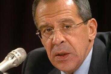 Lavrov:Russia 'worried' by EU's Eastern plans