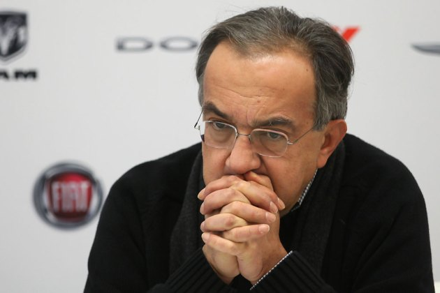 Chrysler-Fiat CEO Sergio Marchionne: Alfa Romeo introduction has been delayed further