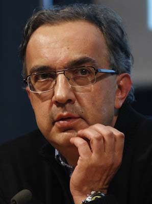 Marchionne meets Opel executives as deadline nears