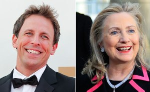 Hillary keeps getting sexier, says SNL star Seth Meyers