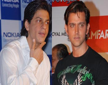 When Shah Rukh, Hrithik bonded over 'Guzaarish'