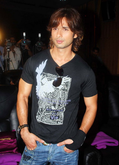 Says Shahid �Yeah I want