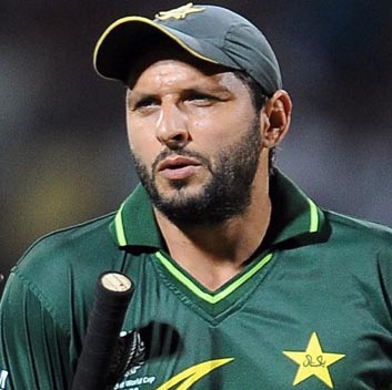 Afridi blames top-order collapse for World Cup defeat