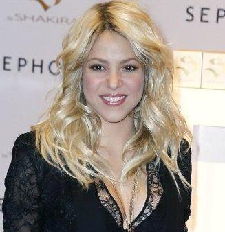 Shakira has no time for fitness
