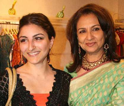 Sharmila Tagore and Soha Ali Khan to Run for a Cause