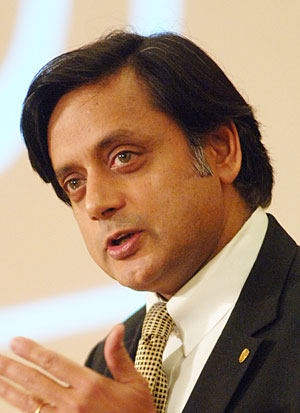 Tharoor defends voting against Iran in IAEA