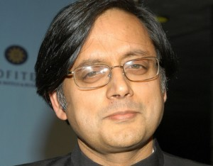 BJP takes on Congress over Tharoor''s PM candidate remark