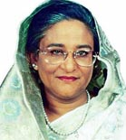 Bangladesh's Hasina condemns Israeli aggression on Gaza