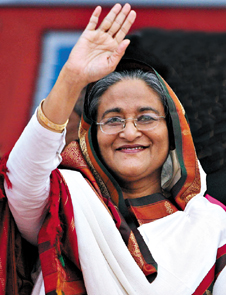 Sheikh Hasina Wajed - Bangladesh premier Sheikh-Hasina_3