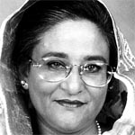 Hasina looks for a second chance to serve Bangladesh