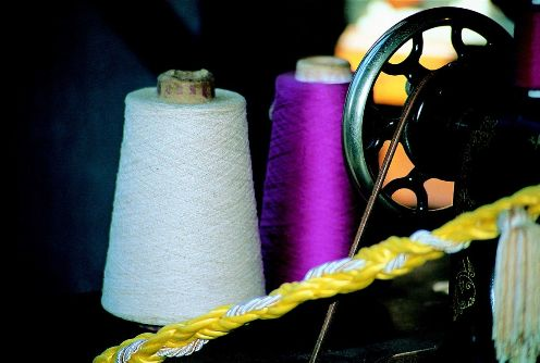 Silk Industry benefiting Assam locals