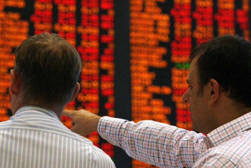 Singapore shares end down 2.3 per cent