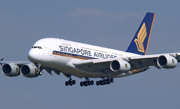 Singapore Airlines to fly Airbus A380 jets to Delhi, Mumbai