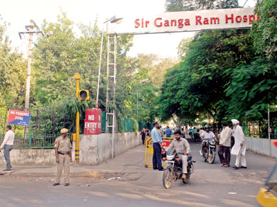 Sir Ganga Ram Hospital offers free treatment to Delhi rape victim