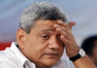 CPI-M's Yechury blames BJP for Babri mosque demolition
