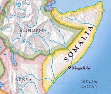 Somali pirates seize ship, 21 American crew members