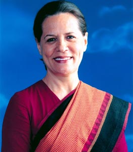 Sonia Gandhi launches Congress poll campaign in Orissa