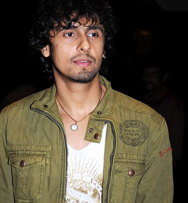 Sonu has sung playback for countless Hindi movies and has won many awards ...