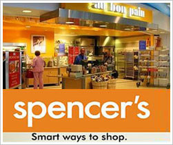 Spencer to spend Rs 100 crore on expansion of its outlets