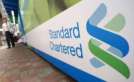 Standard Chartered hid 250 billion in transactions linked to Iran, US