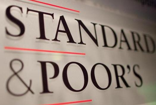 Standard and Poor's downgrades Spain to BBB-plus