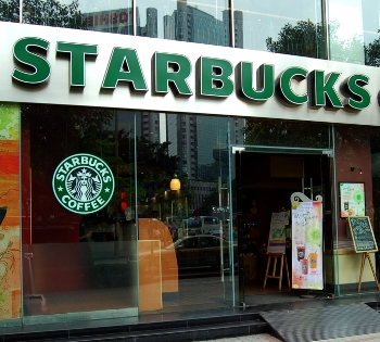 Starbucks records 30% growth in Asia-Pacific region