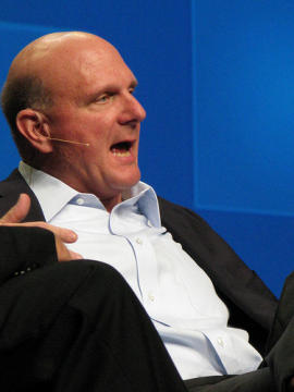 Ballmer to speak at CES 2011
