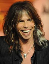 Steven Tyler, new face of Andrew Charles