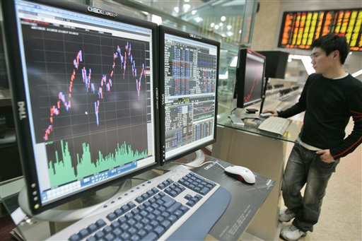 Indonesian stock exchange halts trading after 10-per-cent fall