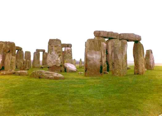 Stonehenge's 'wood version' unearthed