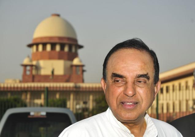 Subramanian Swamy to file review petition for appeal against Chidambaram