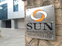 Sun Pharma records net profit of Rs. 44 crore