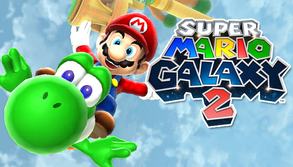 Trailer for a hacked version of Super Mario Galaxy 2 leaked online