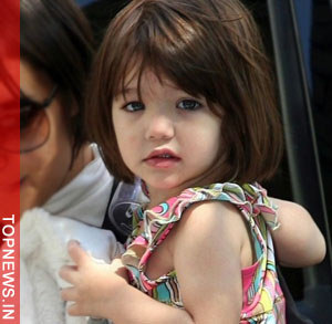 Suri Cruise named Hollywood's hottest baby Los Angeles - Suri Cruise, ...