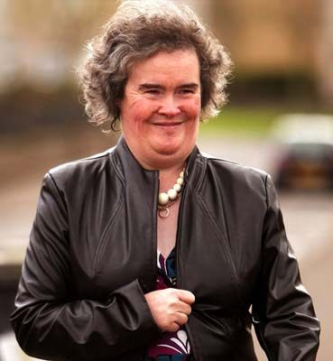 Susan Boyle may live her dream to appear in West End