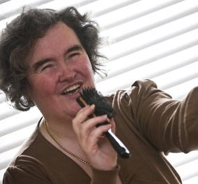 Susan Boyle wants to start singing career before Britain's Got Talent ends