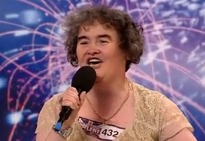 Does Susan Boyle need a makeover?